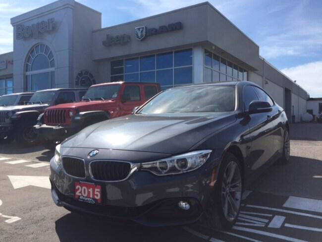 2015 BMW 428i xDrive Sedan