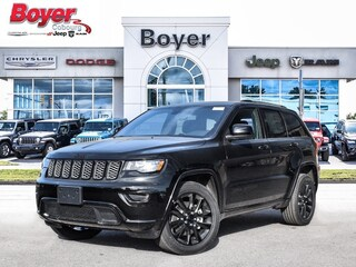2021 Jeep Grand Cherokee Altitude SUV