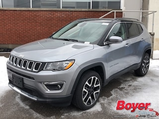 2019 Jeep Compass Limited SUV