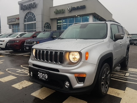 2019 Jeep Renegade Limited 4x4 VUS