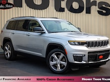 2021 Jeep All-New Grand Cherokee L Limited Demo 4x4