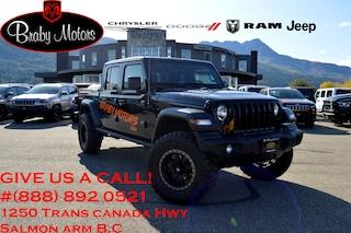 2020 Jeep Gladiator Sport S Truck Crew Cab