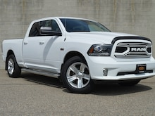 2018 Ram 1500 Sport Crew 6.4 Box Leather Camion