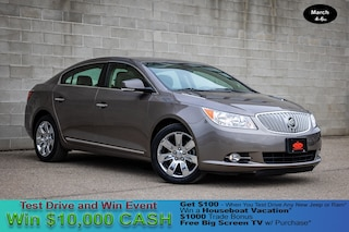 2011 Buick LaCrosse CXL Sunroof Leather Berline