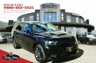 2018 Dodge Durango R/T Sunroof Hemi V8 Leather Navigation SUV