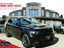 2018 Dodge Durango R/T Sunroof Hemi V8 Leather Navigation VUS