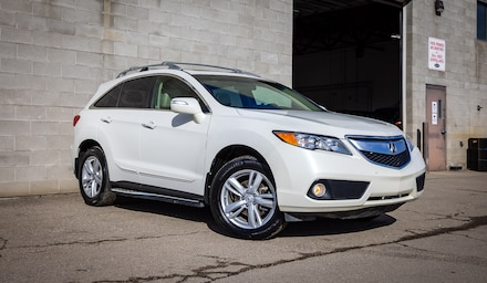 2013 Acura RDX Base w/Technology Package SUV