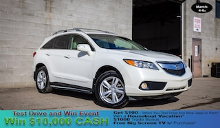 2013 Acura RDX Base w/Technology Package VUS