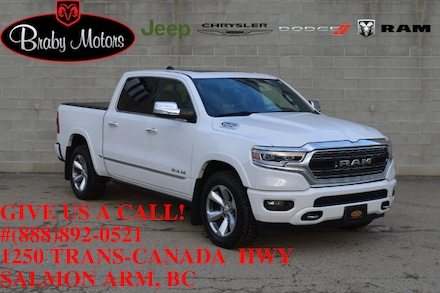 2019 Ram All-New 1500 Limited DEMO!!! Truck Crew Cab