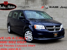 2016 Dodge Grand Caravan SE Canada Value Package 7 Passenger Van Passenger Van