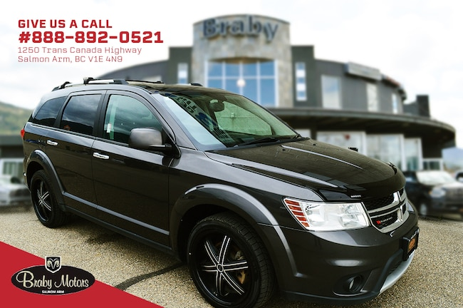 2016 Dodge Journey R/T 7 Passenger Bluetooth Backup Camera Bluetooth SUV
