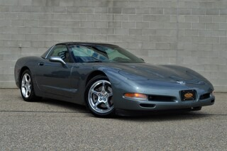 2003 Chevrolet Corvette Automatic Coupe  Coupe