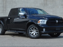2014 Ram 1500 Limited Crew Cab 6.4 Box Diesel Sunroof Navigation Truck