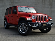 2018 Jeep Wrangler Unlimited Sahara New Tires Bluetooth SUV