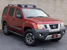 2014 Nissan Xterra PRO-4X Manual Transmission SUV