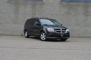 2012 Dodge Grand Caravan SXT  Stow-N-Go Bluetooth Van