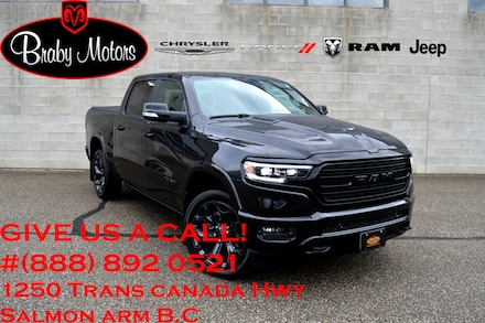 2020 Ram 1500 Limited demo!!! 4x4 Crew Cab 144.5 in. WB