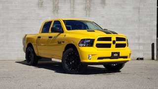2019 Ram 1500 Classic Express Rumble Bee Stinger Yellow Truck Crew Cab