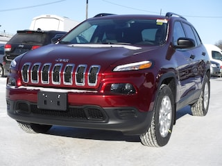 2018 Jeep Cherokee Sport ~ Rear View Camera, Cruise Control! SUV