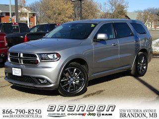 2018 Dodge Durango GT ~ Leather, Two DVD Players, Navigation! SUV