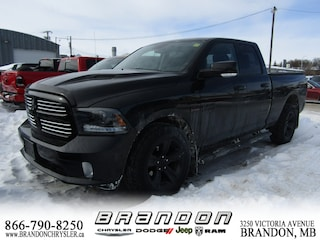 2015 Ram 1500 Sport ~ Getting Road Ready! Truck