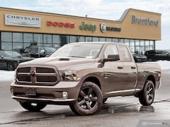 2019 Ram 1500 Classic Express - Express Package Truck Quad Cab