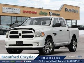 2019 Ram 1500 Classic Express - Express Package Truck Crew Cab