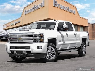 2017 Chevrolet Silverado 2500HD High Country - $426 B/W Crew Cab