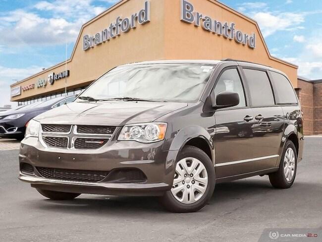 2019 Dodge Grand Caravan SXT -  Uconnect -  Bluetooth - $199.97 B/W Van