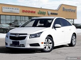 2014 Chevrolet Cruze 1LT - Bluetooth -  Onstar - $84.52 B/W Sedan