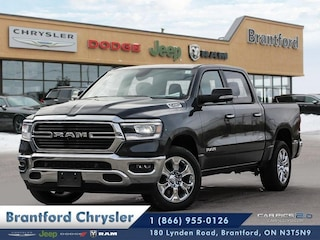 2019 Ram All-New 1500 Big Horn - Navigation -  Uconnect Truck Crew Cab