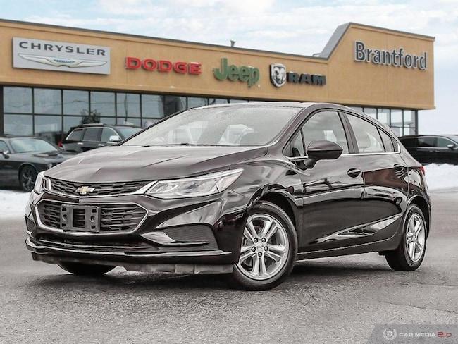 2018 Chevrolet Cruze LT - Bluetooth -  Heated Seats - $126.34 B/W Hatchback