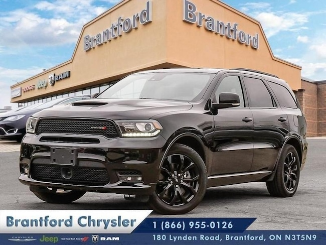 2019 Dodge Durango R/T - Leather Seats -  Cooled Seats - $313.74 B/W SUV