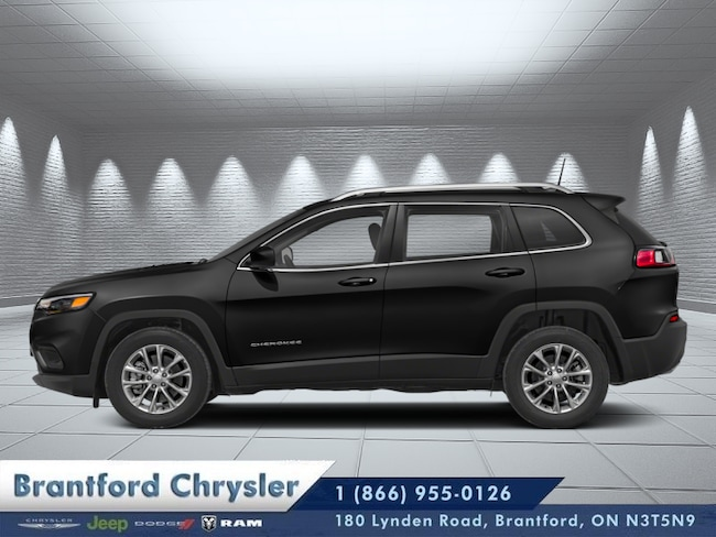 2019 Jeep Cherokee Trailhawk Elite - Navigation - $260.75 B/W SUV