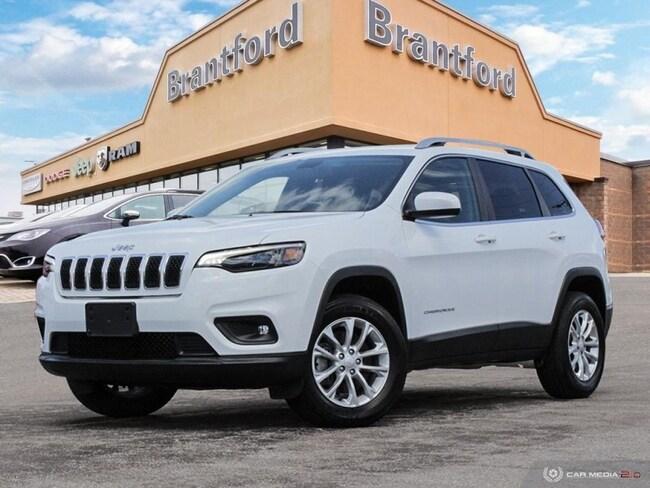 2019 Jeep Cherokee North - Bluetooth -  Fog Lamps - $182.76 B/W SUV