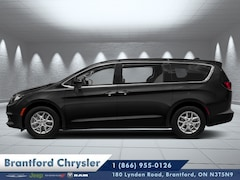 2019 Chrysler Pacifica Touring - Keysense - Black Seats Van