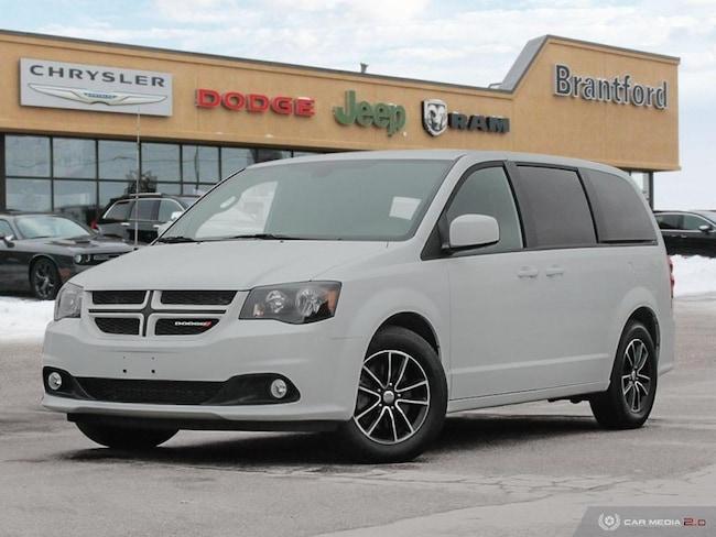 2018 Dodge Grand Caravan GT - Bluetooth -  Leather Seats - $178.34 B/W Van