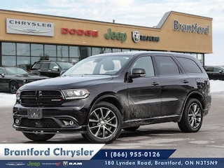 2018 Dodge Durango GT - Leather Seats -  Bluetooth - $226 B/W - $226 SUV