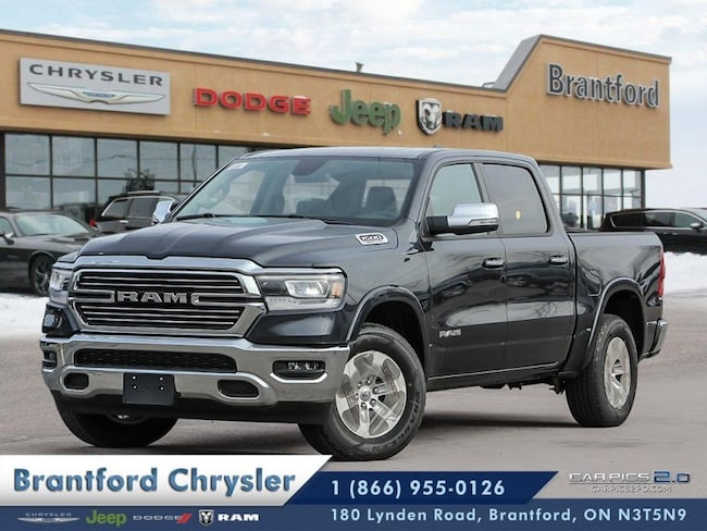 2019 Ram All-New 1500 Laramie - Leather Seats -  Cooled Seats - $346.82 Truck Crew Cab