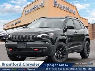 2019 Jeep Cherokee Trailhawk Elite - Navigation - $273.97 B/W SUV