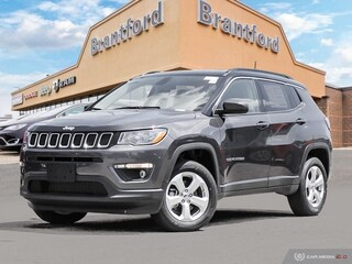 2019 Jeep Compass North - Navigation -  Uconnect - $229.66 B/W SUV