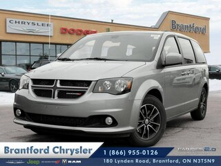 2019 Dodge Grand Caravan GT - Radio: 430N - $262.34 B/W Van