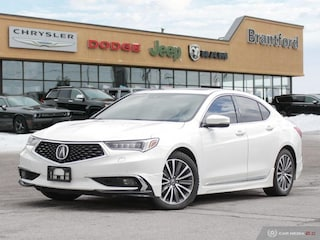2018 Acura TLX Elite - Navigation -  Leather Seats - $243.02 B/W Sedan