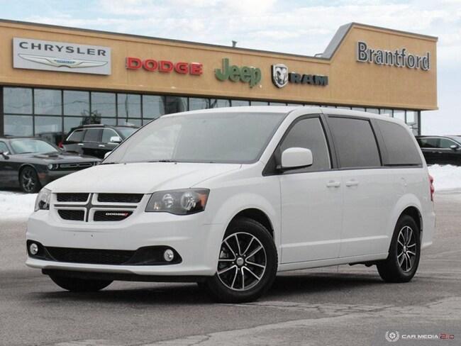 2018 Dodge Grand Caravan GT - Bluetooth -  Leather Seats - $171.68 B/W Van