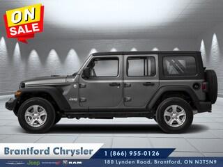 2020 Jeep Wrangler Sahara Altitude SUV