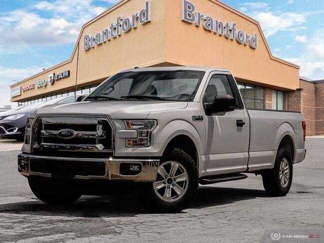2016 Ford F-150 - $179.92 B/W Regular Cab