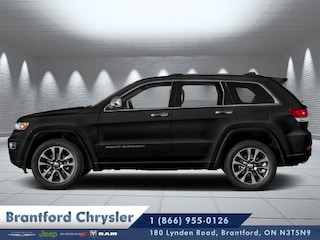 2019 Jeep Grand Cherokee Overland - Leather Seats SUV