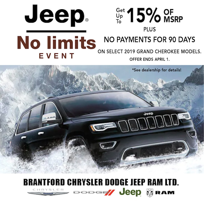 New Car, Truck & SUV Specials in Brantford, ON | Brantford