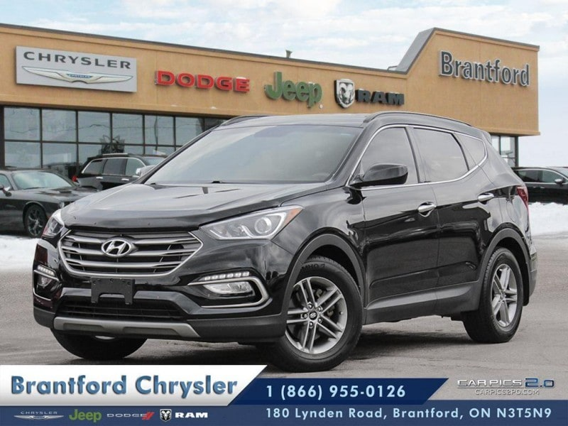 2017 Hyundai Santa Fe Sport 2.4L SE Bluetooth-Heated Seats-Power Options SUV
