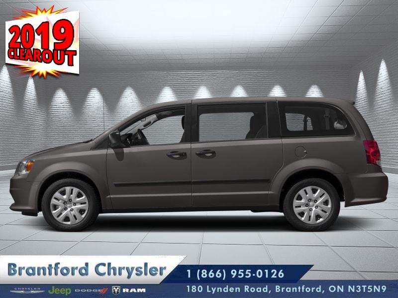 2019 Dodge Grand Caravan SXT -  Uconnect -  Bluetooth - $173 B/W Van